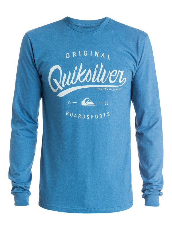 0 Home Run Long Sleeve T-Shirt  AQYZT03715 Quiksilver