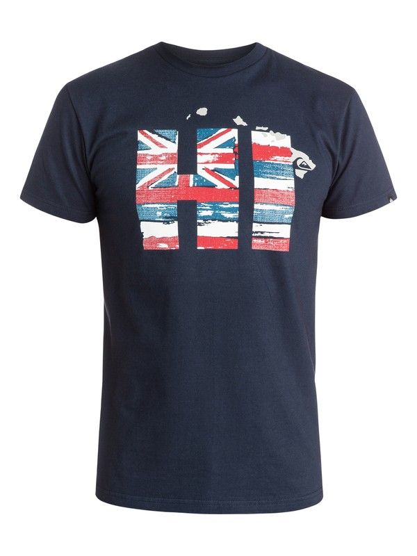 0 Flag Day T-Shirt  AQYZT03727 Quiksilver