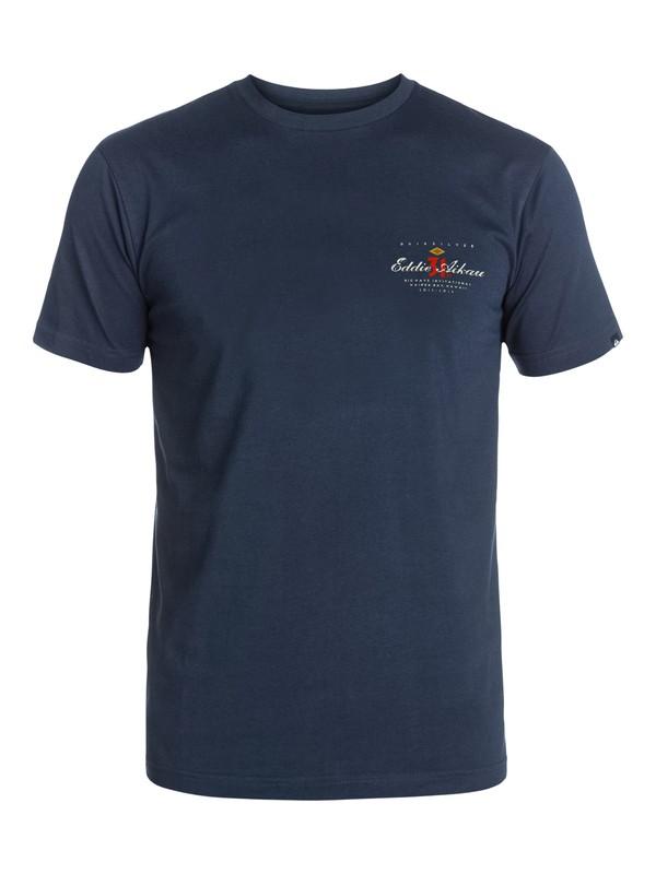 0 Eddie Poster T-Shirt  AQYZT03743 Quiksilver