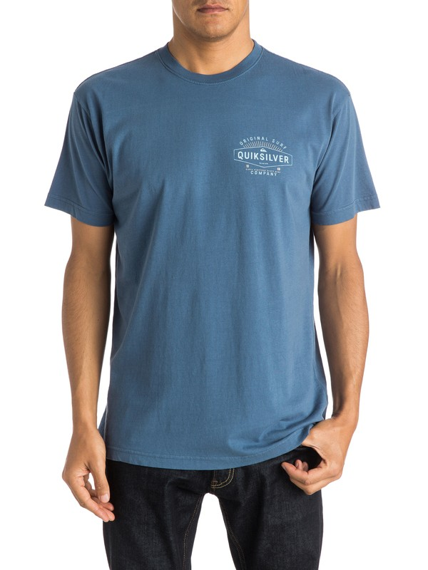0 Dr. No Modern Fit Tee  AQYZT03774 Quiksilver