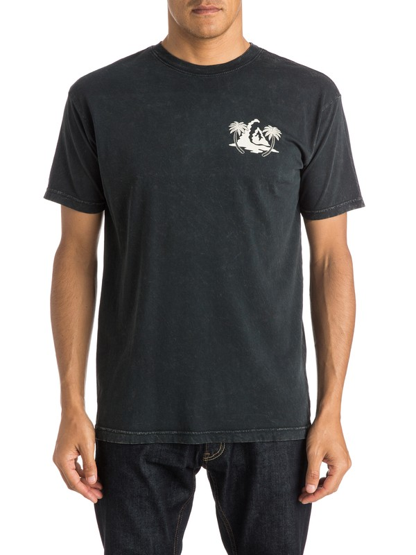 0 Black Widow Modern Fit Tee  AQYZT03786 Quiksilver
