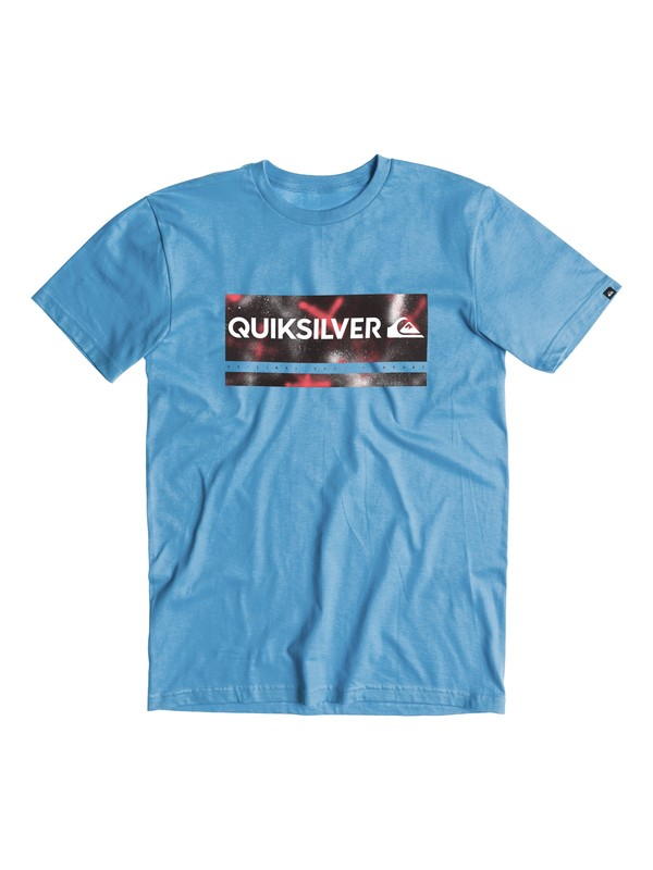 0 Check My Spray Tee  AQYZT03793 Quiksilver