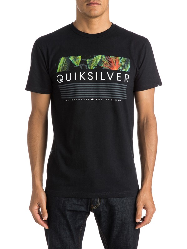 0 Line Up - T-Shirt  AQYZT03799 Quiksilver