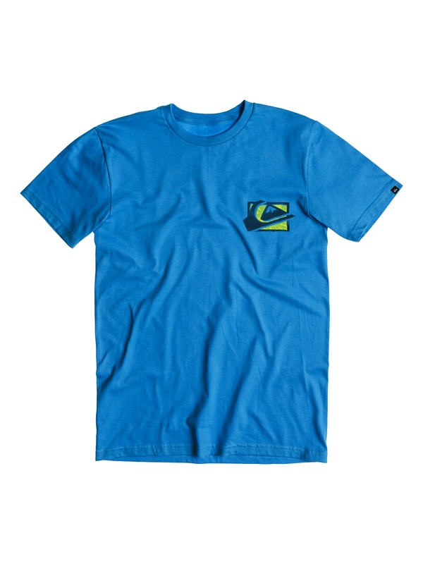 0 MW Spray - T-Shirt  AQYZT03800 Quiksilver
