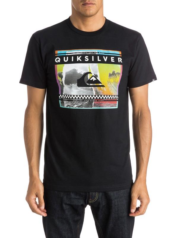 0 Sprayed Out - T-Shirt  AQYZT03804 Quiksilver