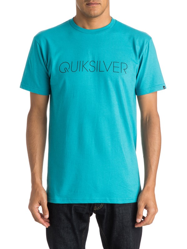 0 Thin Mark - T-Shirt  AQYZT03805 Quiksilver