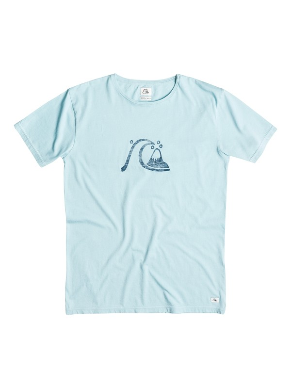 0 Bubble Rio Modern Fit Tee  AQYZT03959 Quiksilver