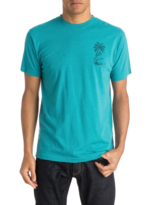 0 High Tide - T-Shirt  AQYZT03985 Quiksilver