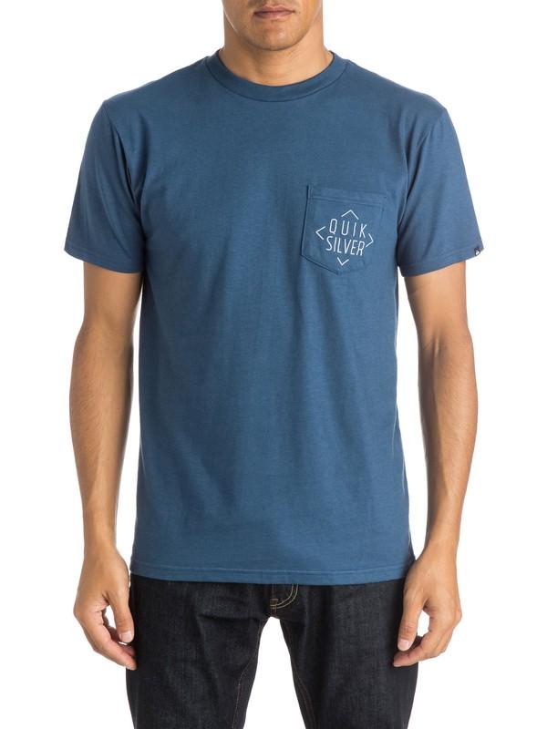 0 Simple  PocketT-Shirt  AQYZT03987 Quiksilver