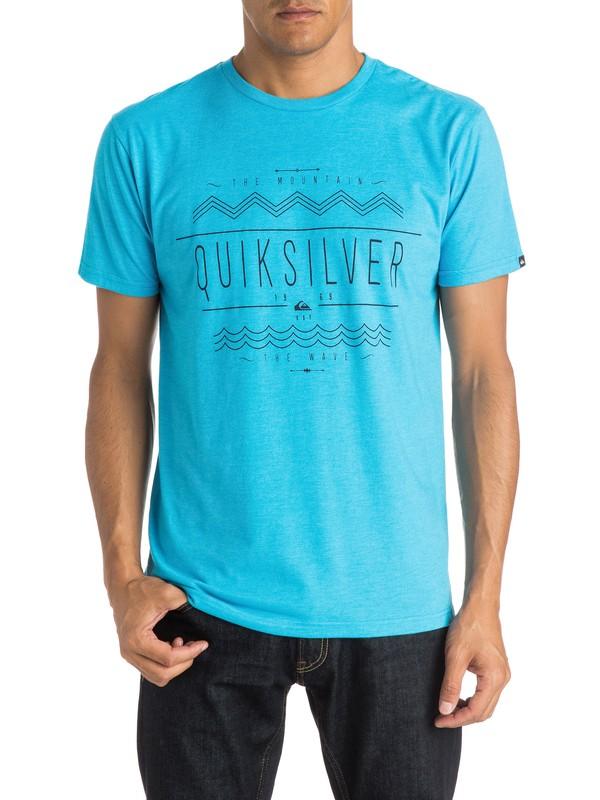 0 MTW T-Shirt  AQYZT03994 Quiksilver