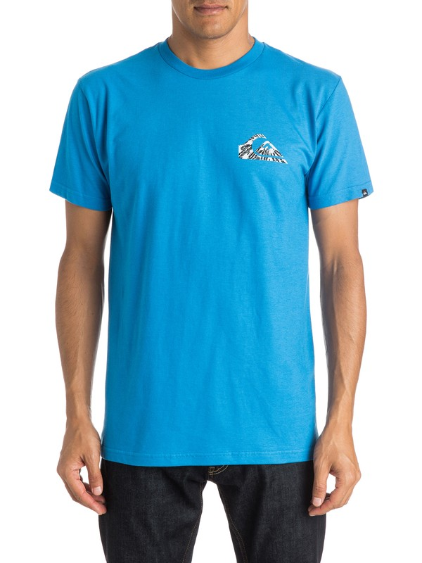 0 Glitched - T-Shirt  AQYZT03998 Quiksilver
