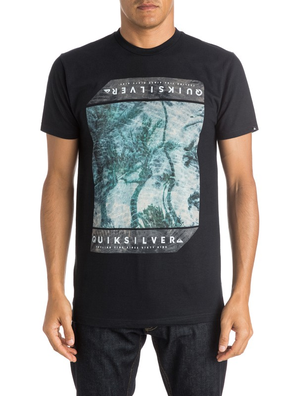 0 Wishing Well T-Shirt  AQYZT04001 Quiksilver