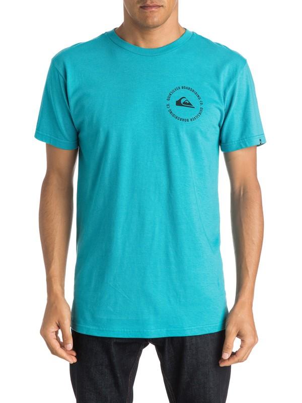0 Angles T-Shirt  AQYZT04002 Quiksilver
