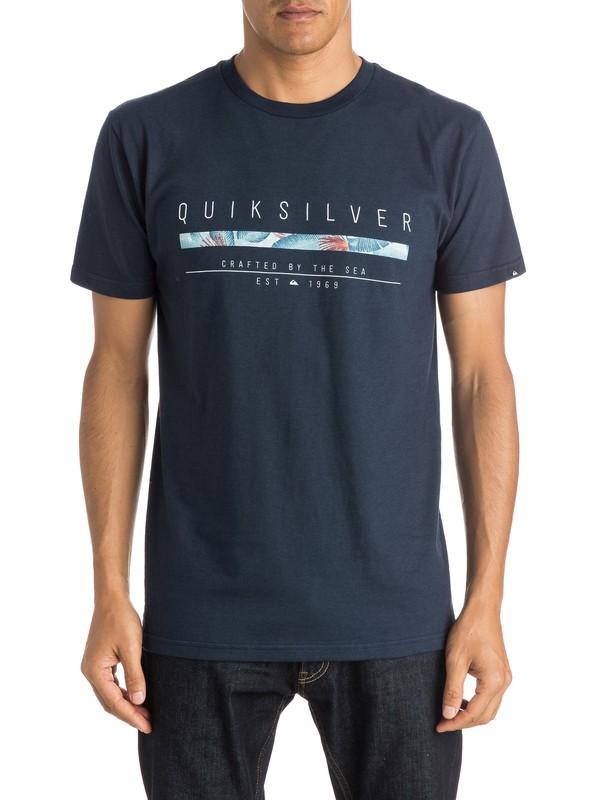 0 Static T-Shirt  AQYZT04003 Quiksilver