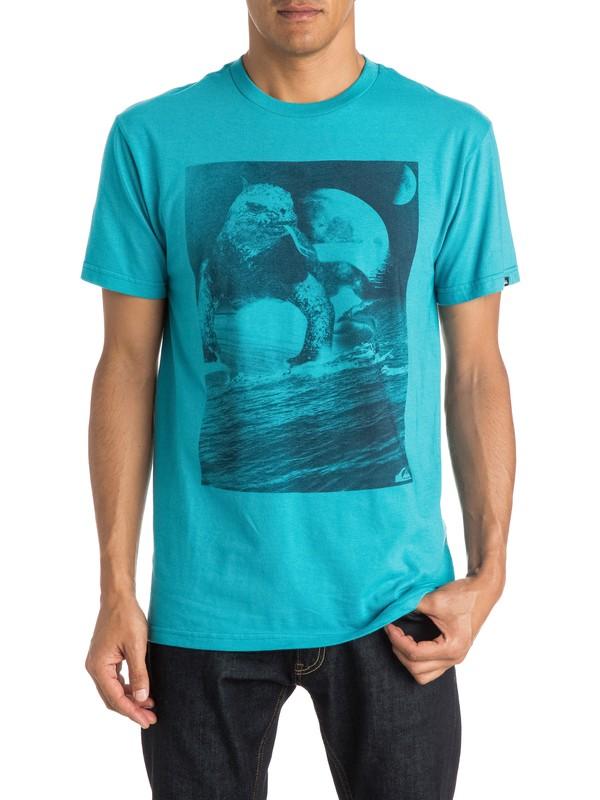 0 King Lizard T-Shirt  AQYZT04005 Quiksilver