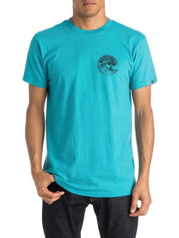 0 Fission T-Shirt  AQYZT04007 Quiksilver
