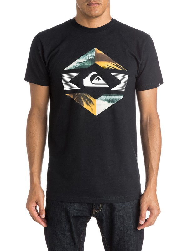 0 Split Photos T-Shirt  AQYZT04012 Quiksilver