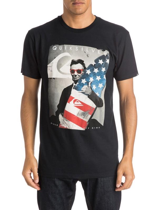 0 Abe T-Shirt  AQYZT04017 Quiksilver