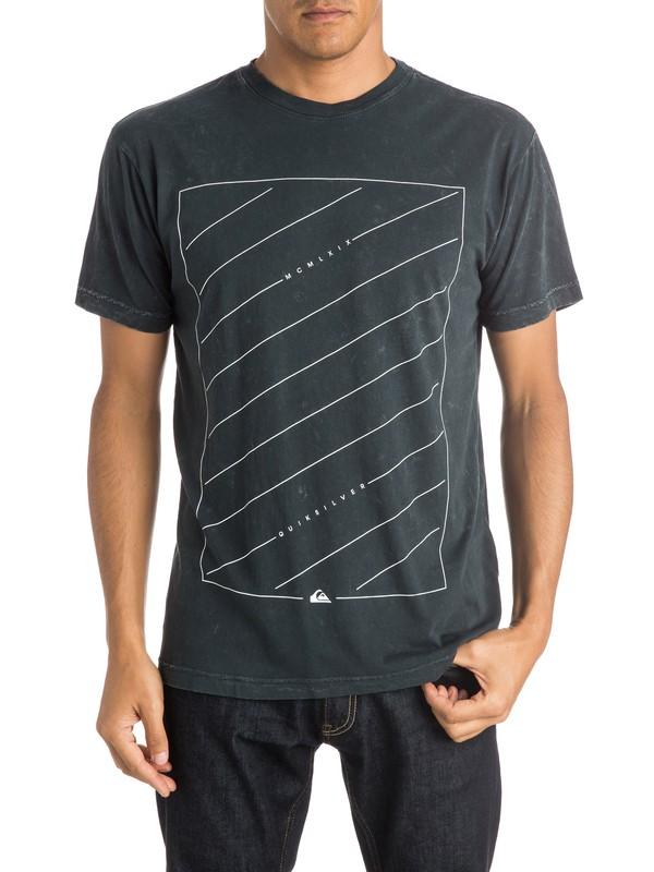 0 Wonky T-Shirt  AQYZT04020 Quiksilver