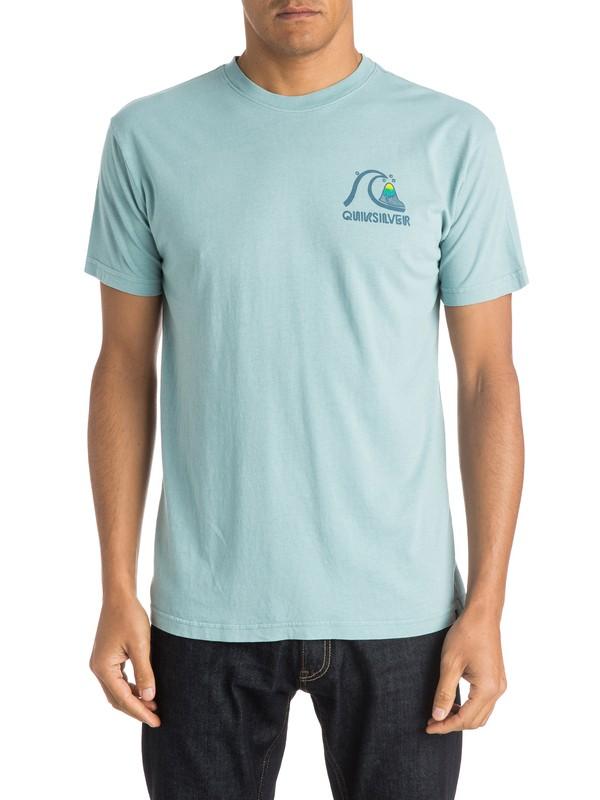 0 Crackle T-Shirt  AQYZT04022 Quiksilver