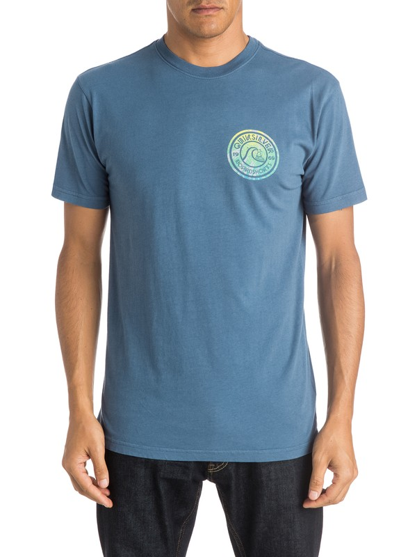0 Original Spray T-Shirt  AQYZT04023 Quiksilver