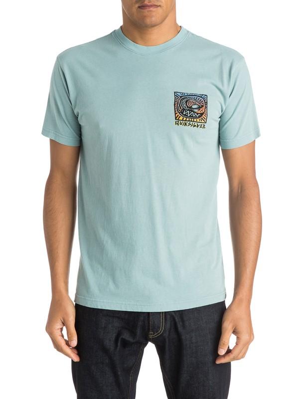 0 Planets - T-Shirt  AQYZT04024 Quiksilver