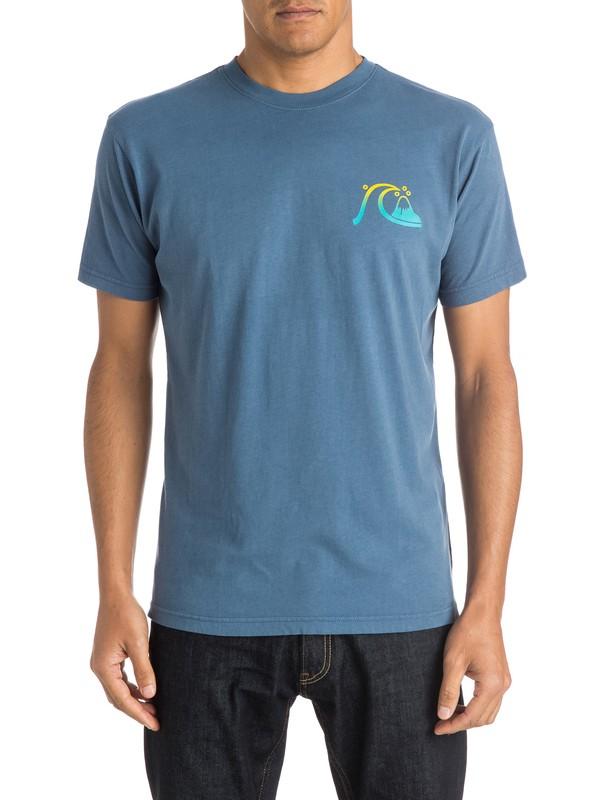 0 Distortion T-Shirt  AQYZT04025 Quiksilver