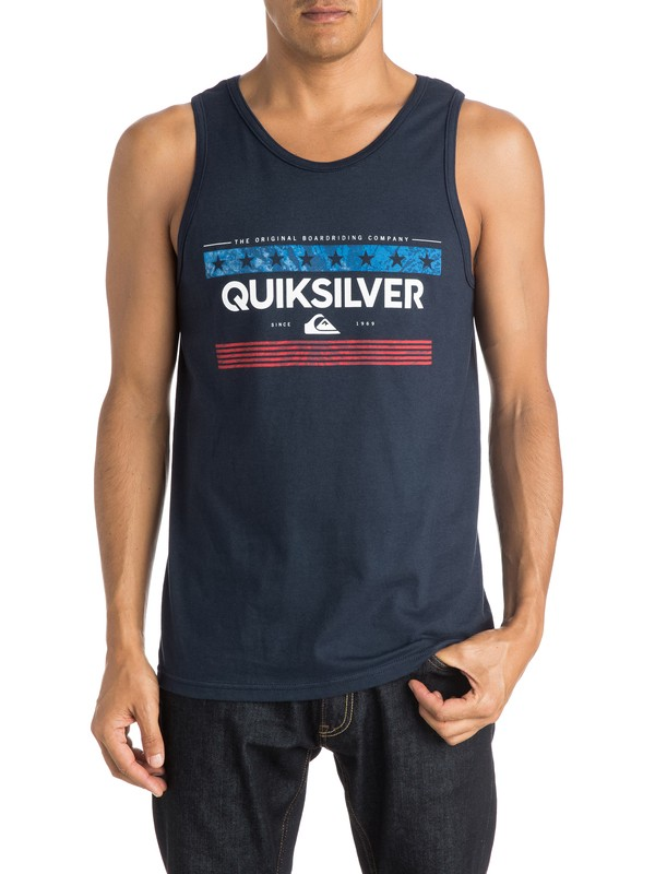 0 The General Tank  AQYZT04047 Quiksilver