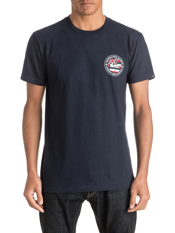 0 Island Power T-Shirt  AQYZT04091 Quiksilver