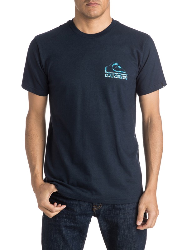 0 All In Tee  AQYZT04097 Quiksilver
