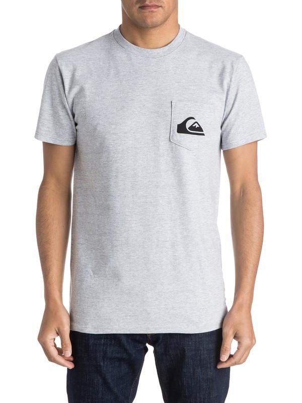 0 Camiseta Peace Palm  AQYZT04117 Quiksilver