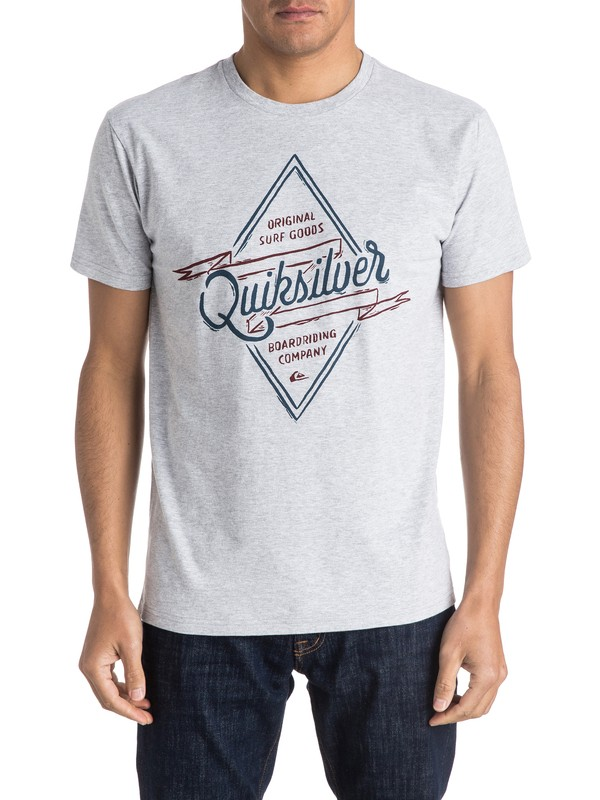 0 Midnight Co Tee  AQYZT04119 Quiksilver