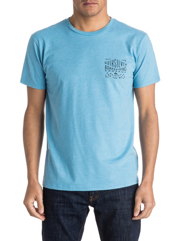 0 Old City Tee  AQYZT04123 Quiksilver