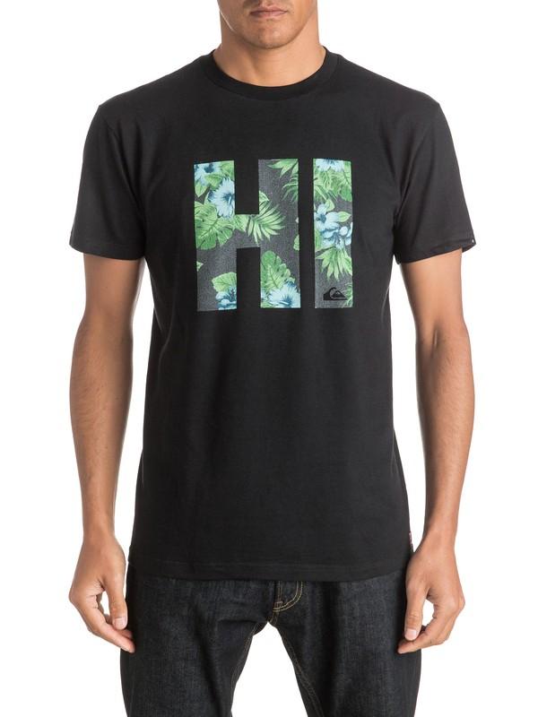 0 Hi From Hawaii T-Shirt  AQYZT04155 Quiksilver