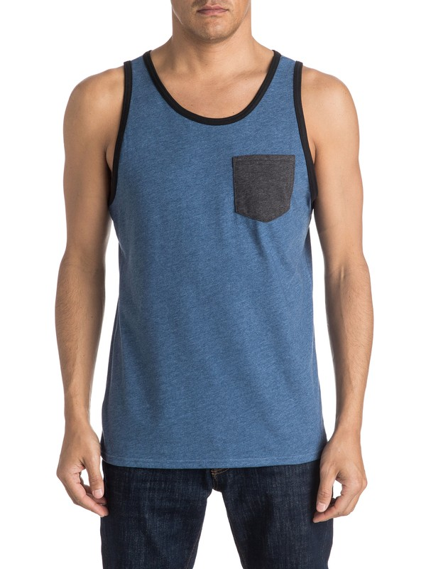 0 Choice Pocket Tank  AQYZT04183 Quiksilver