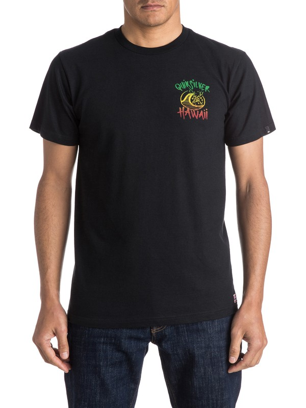 0 Camiseta Eruption  AQYZT04206 Quiksilver