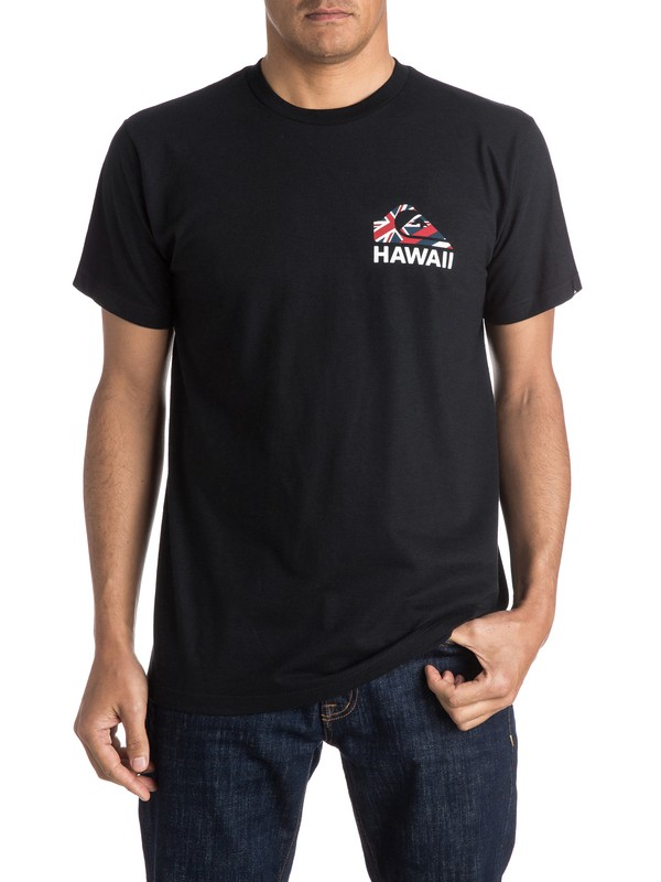 0 Islander T-Shirt  AQYZT04208 Quiksilver