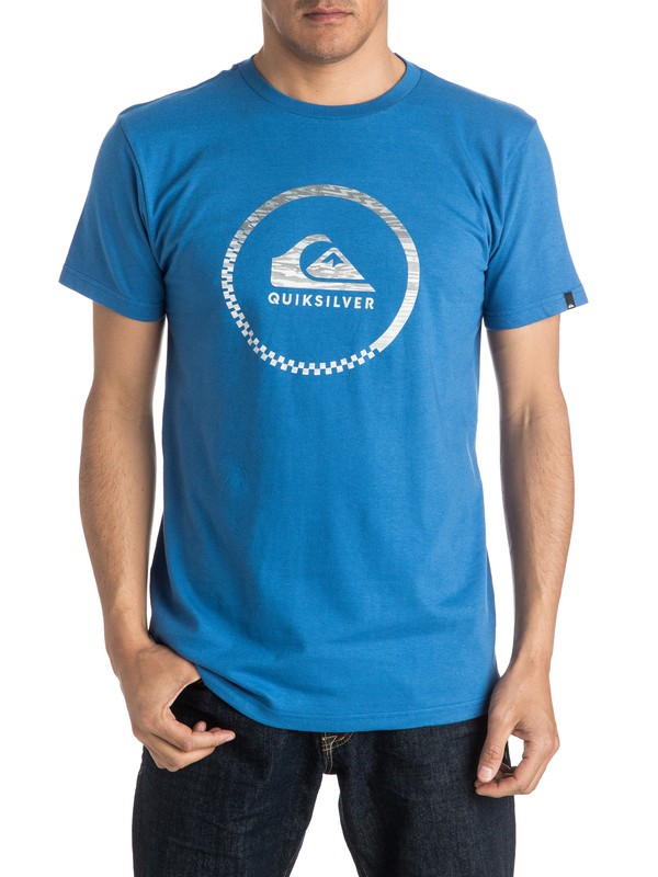 0 Slash Active Tee  AQYZT04279 Quiksilver