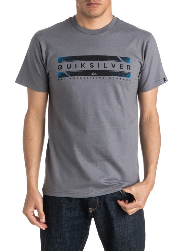0 In Da Box Tee  AQYZT04281 Quiksilver
