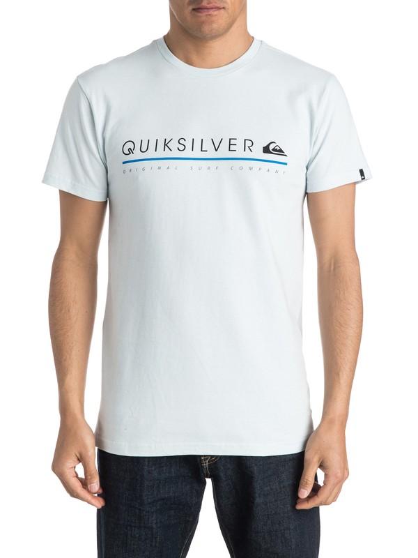 0 Formula Uno Tee  AQYZT04282 Quiksilver