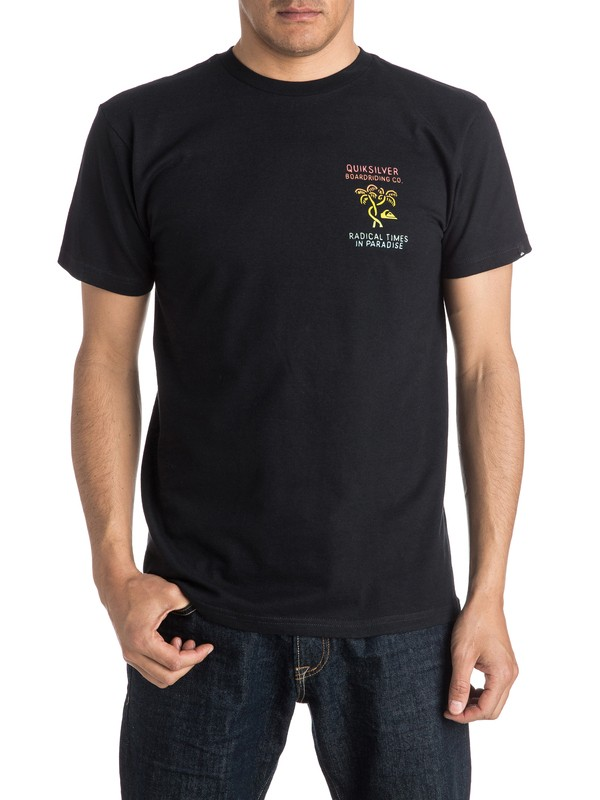 0 Lover Palms Tee  AQYZT04289 Quiksilver