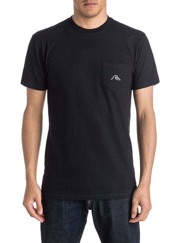0 Be Square Tee  AQYZT04303 Quiksilver