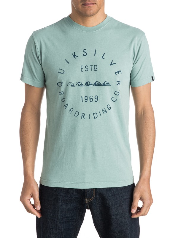 0 Camiseta Evolution  AQYZT04309 Quiksilver