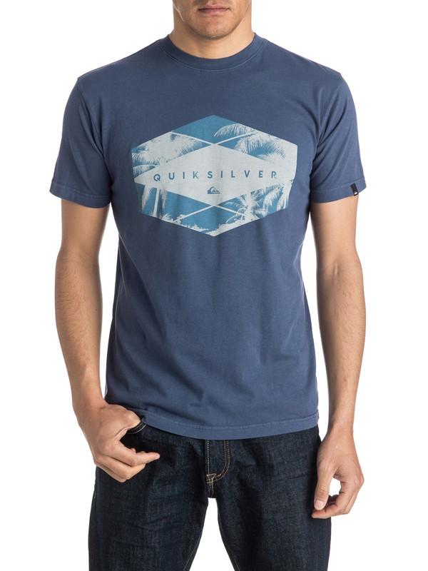 0 Camiseta Memory Pleasure  AQYZT04310 Quiksilver