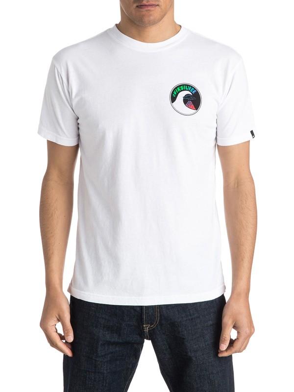 0 Camiseta Parad  AQYZT04314 Quiksilver