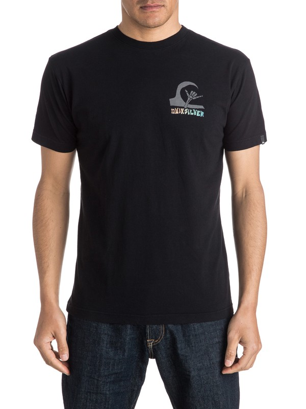 0 Dark Side Tee  AQYZT04315 Quiksilver