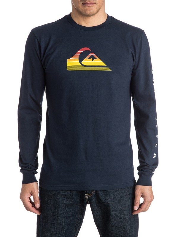 0 Milk Money Long Sleeve Tee  AQYZT04340 Quiksilver