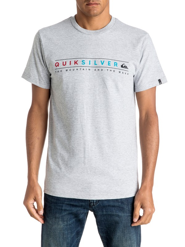 0 Always Clean Tee  AQYZT04399 Quiksilver