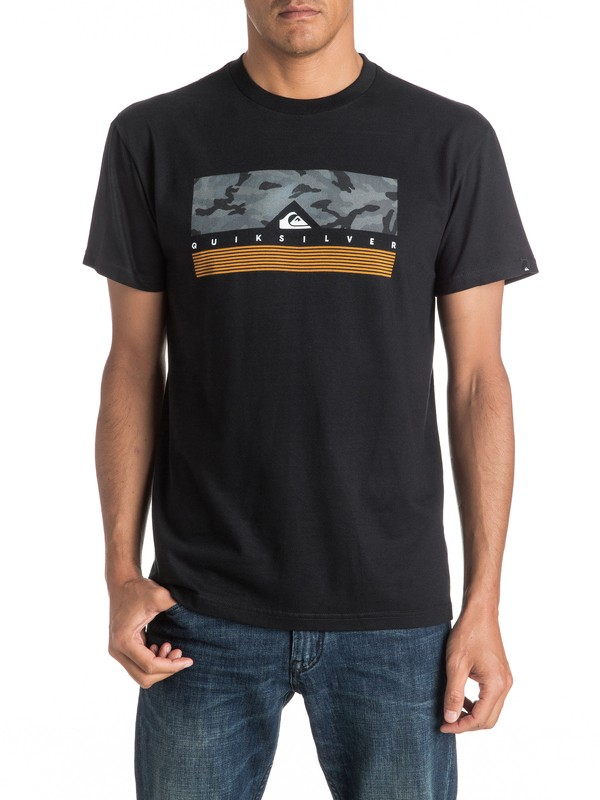 0 Jungle Box Tee  AQYZT04401 Quiksilver