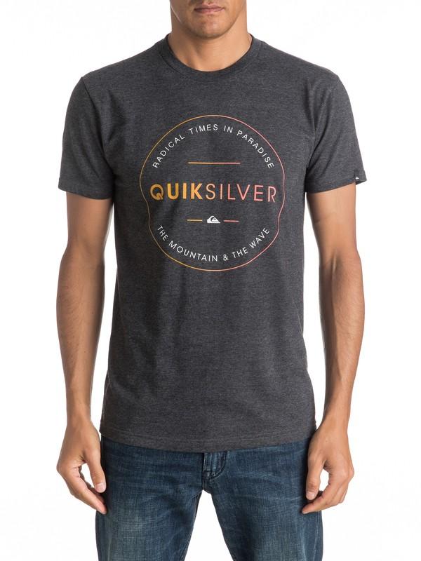 0 Free Zone - T-Shirt  AQYZT04402 Quiksilver